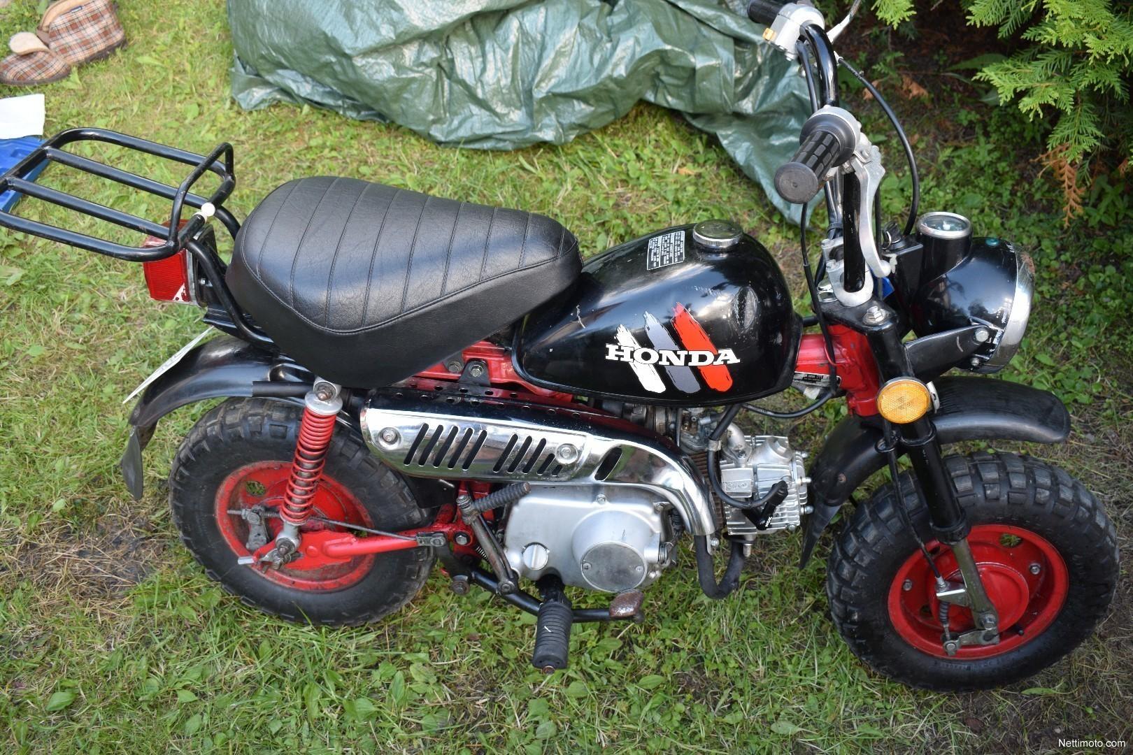 Honda Monkey Vuosimallit