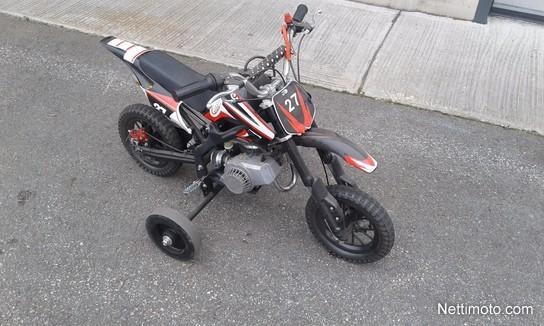 Samurai cross 50cc 50 cm³ 2016 - Kuopio - Mopo - Nettimoto