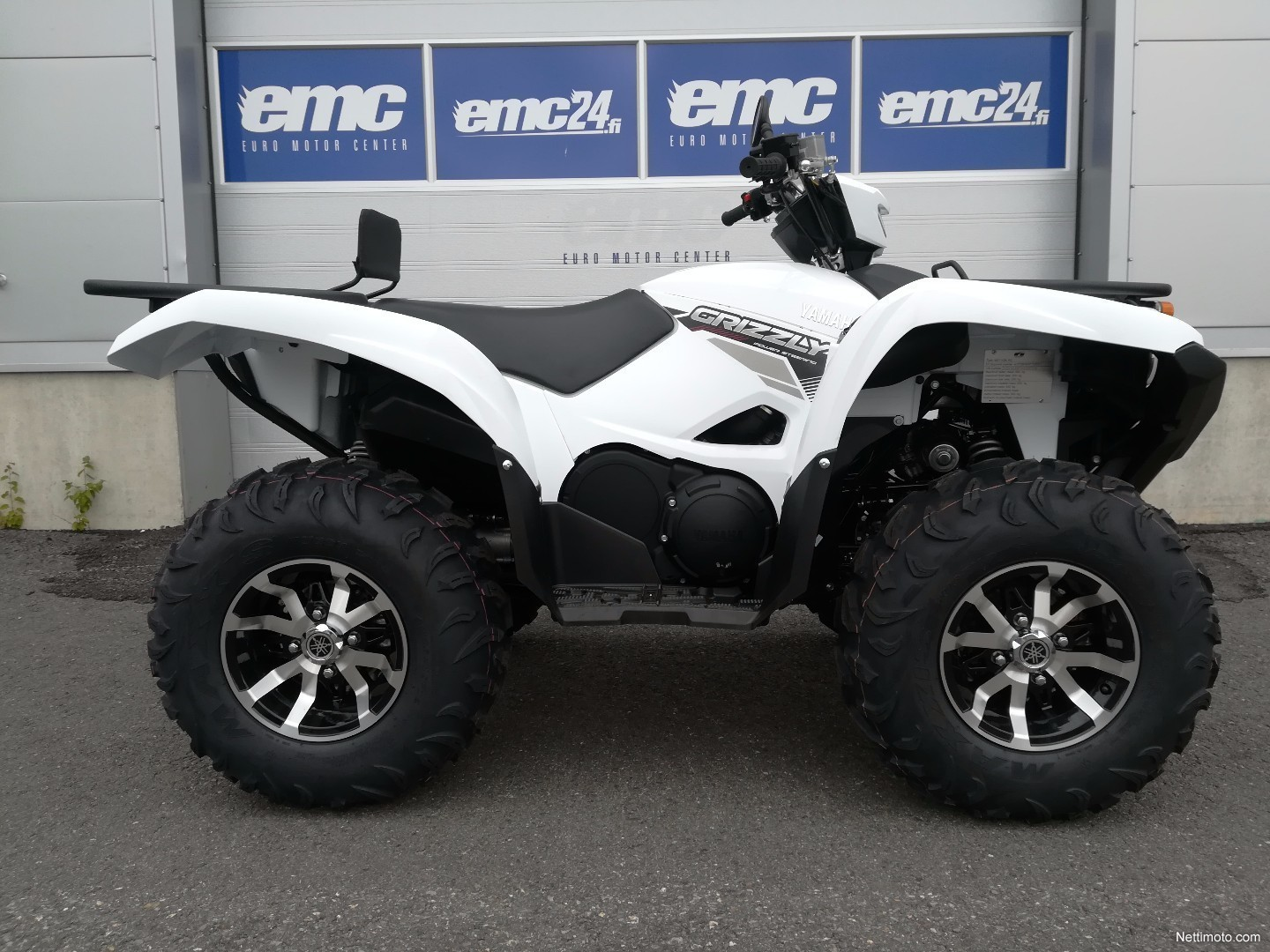Yamaha grizzly 700 eps alu t3 700 cm 2017 oulu all for Yamaha grizzly 400