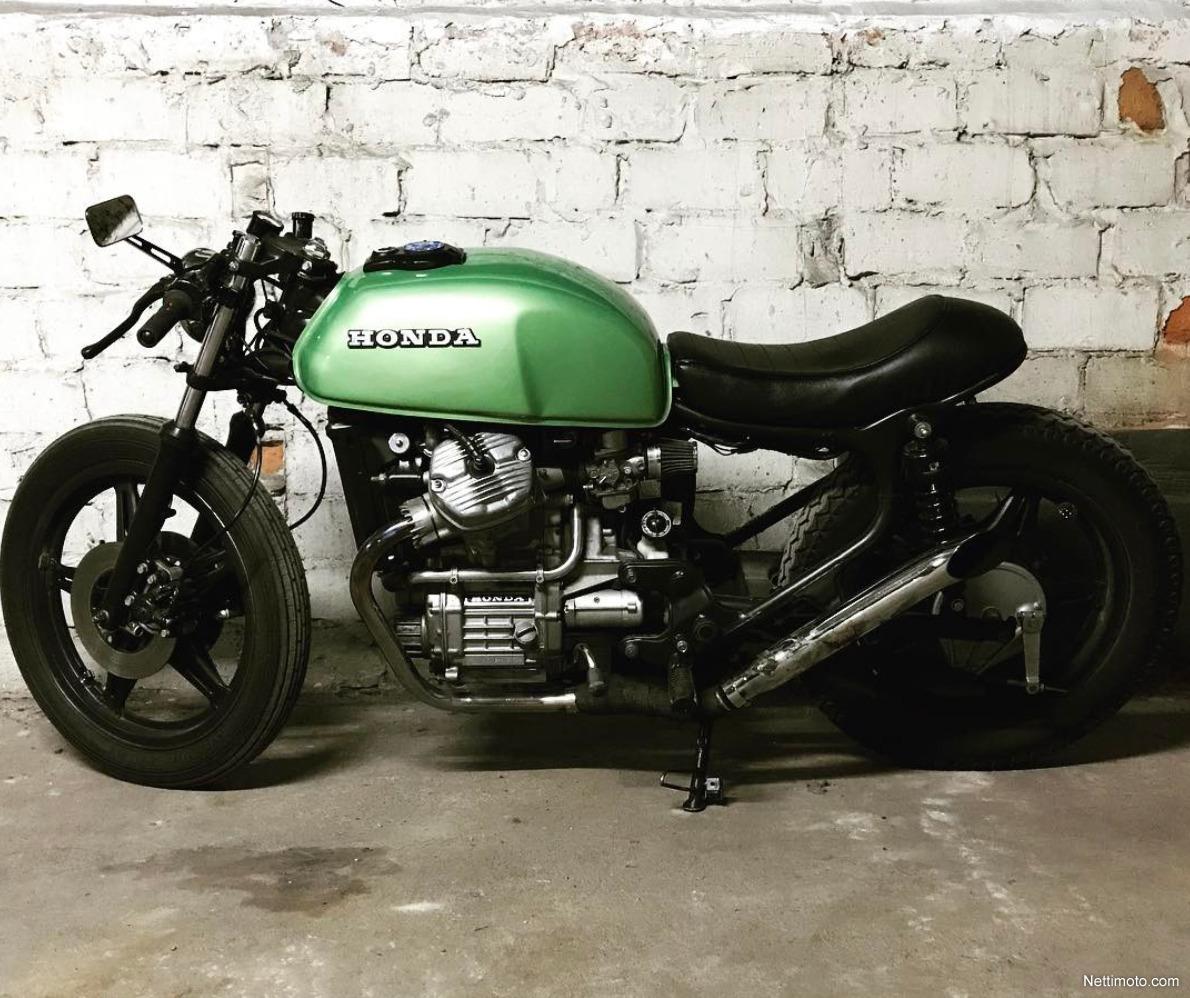 honda cx 500 cafe racer 500 cm 1978 anjalankoski. Black Bedroom Furniture Sets. Home Design Ideas
