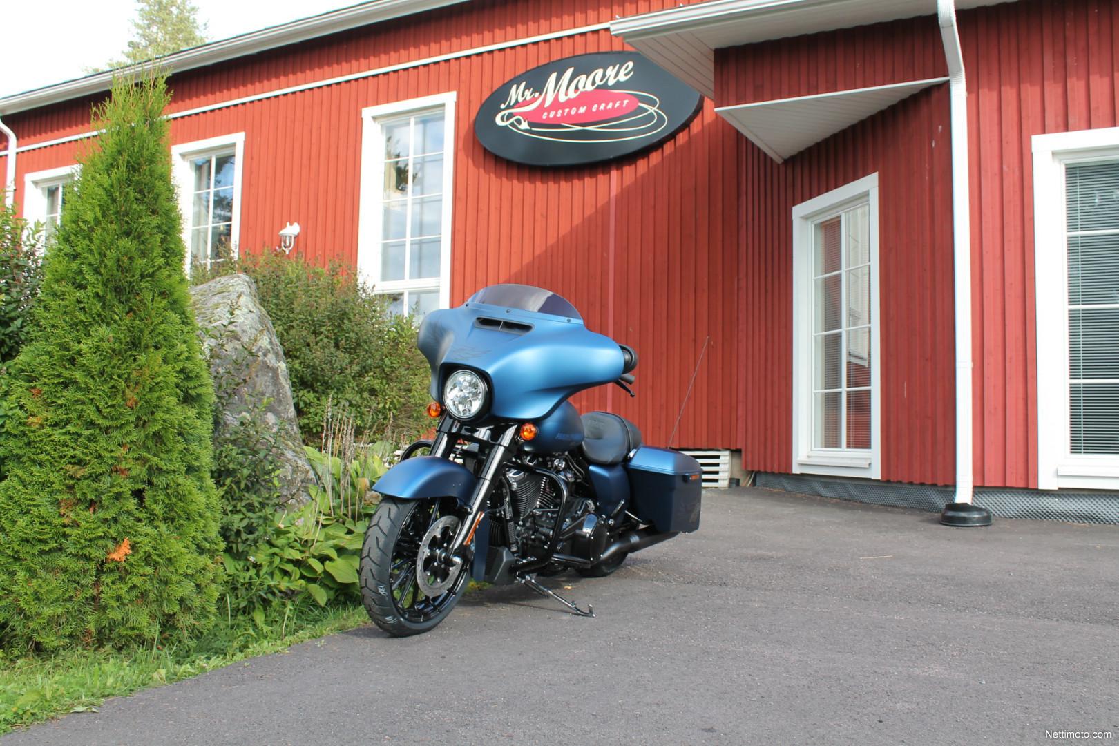 Harley Davidson Touring Flhxsanx Street Glide Special