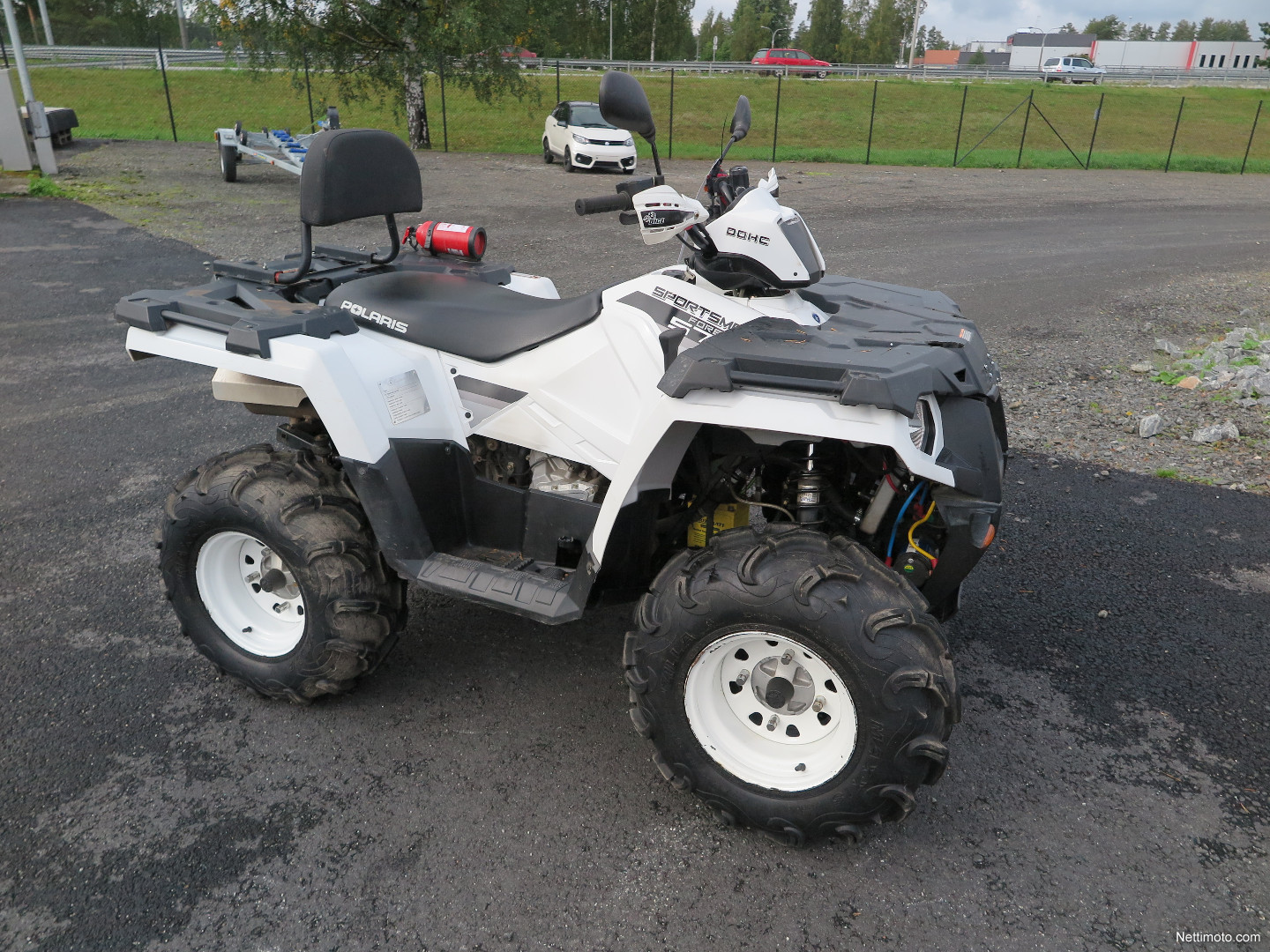 polaris sportsman 570 efi 570 cm 2014 joensuu all. Black Bedroom Furniture Sets. Home Design Ideas
