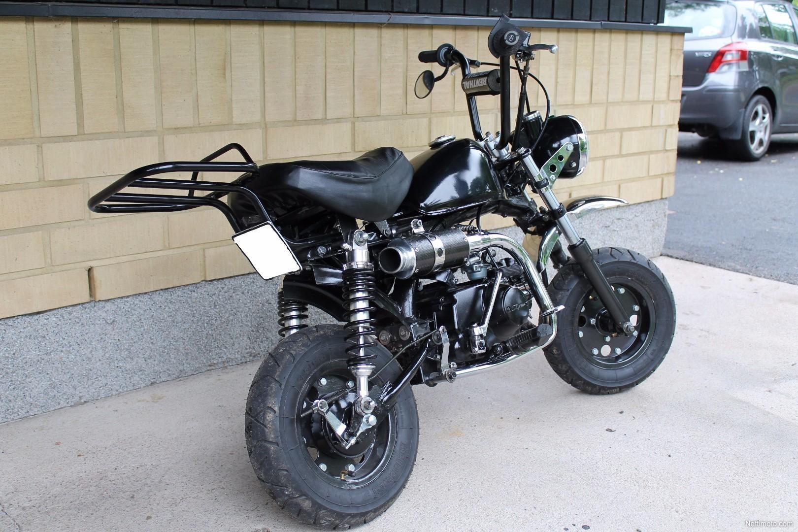 skyteam monkey 50 cm 2015 joutseno moped nettimoto. Black Bedroom Furniture Sets. Home Design Ideas