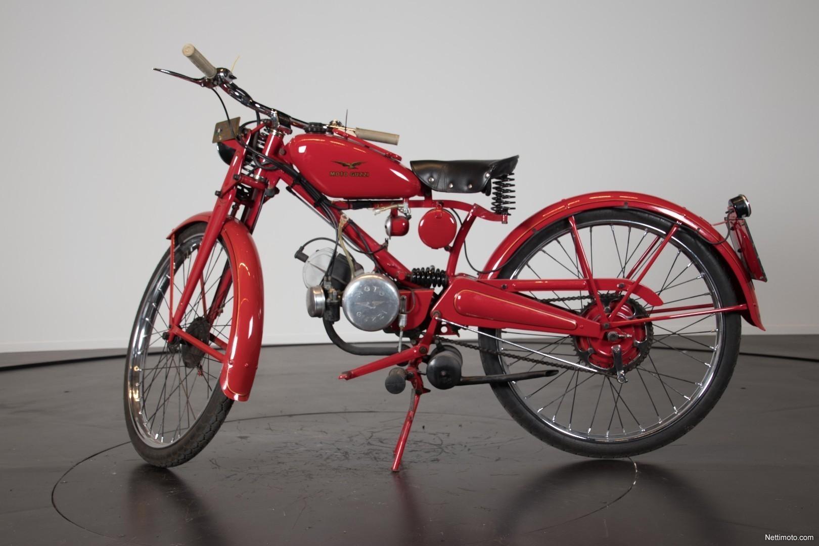 moto guzzi v65 65 cm 1950 reggio emilia motorcycle nettimoto. Black Bedroom Furniture Sets. Home Design Ideas