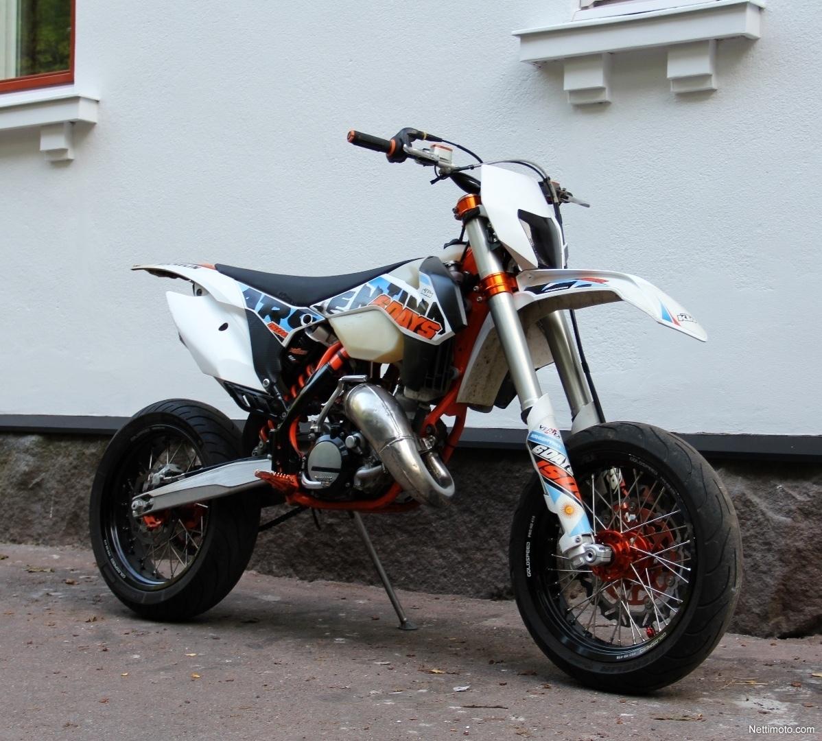KTM 125 EXC SIXDAYS 125 cm³ 2015 - Turku - Motorcycle - Nettimoto