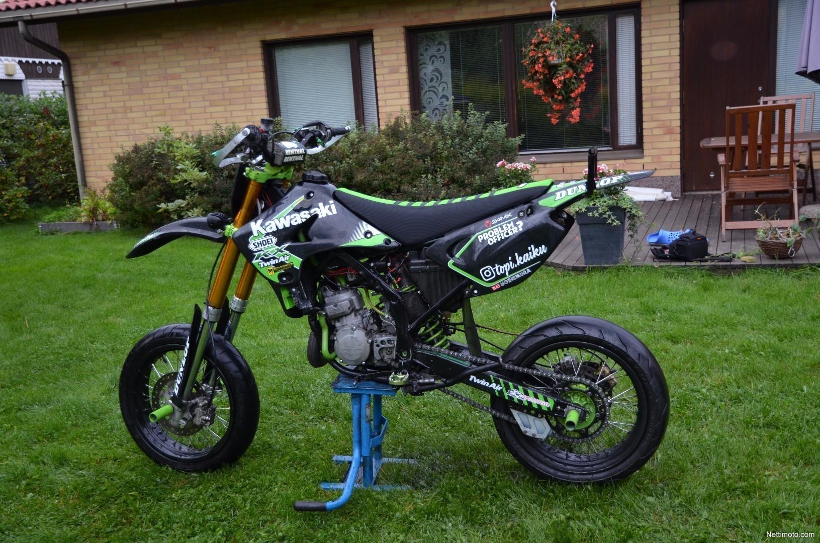 Kawasaki Motorcycle Bd