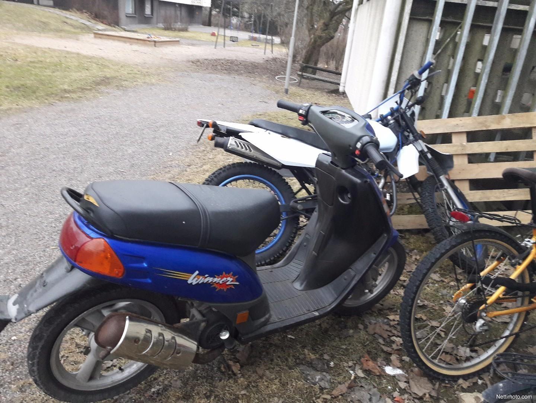 hero vinner moped