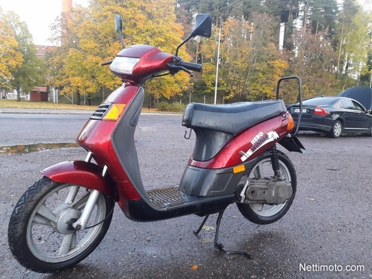 moped hero winner delar