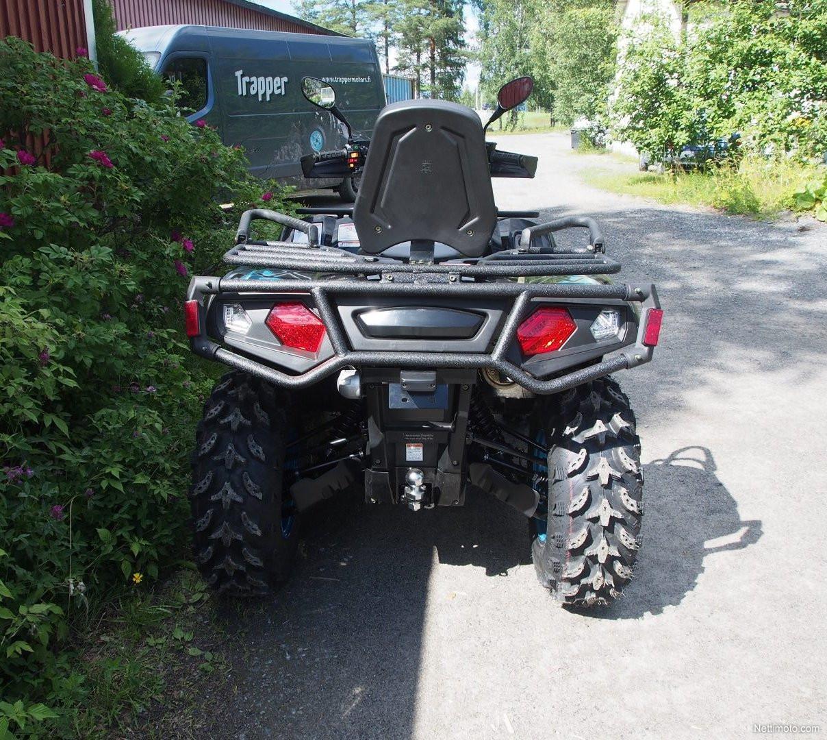 Trapper 550