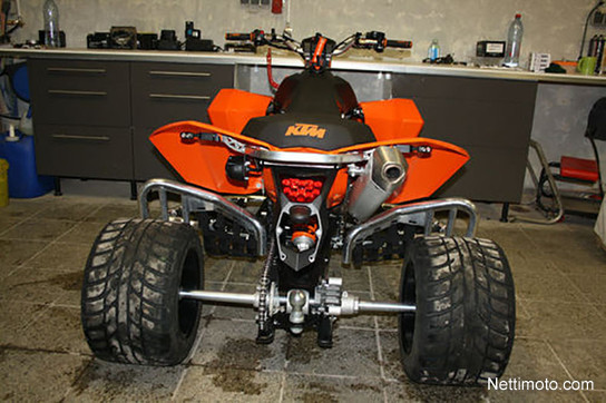 ktm 525 xc 510 ccm 550 cm 2009 turku all terrain vehicle nettimoto. Black Bedroom Furniture Sets. Home Design Ideas