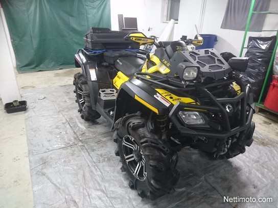 2011 can am outlander 800 service manual
