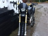 MH Motorcycles Furia