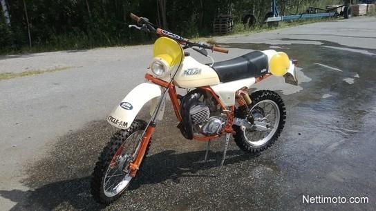ktm 125 gs 125 cm 1982 uusikaupunki motorcycle. Black Bedroom Furniture Sets. Home Design Ideas
