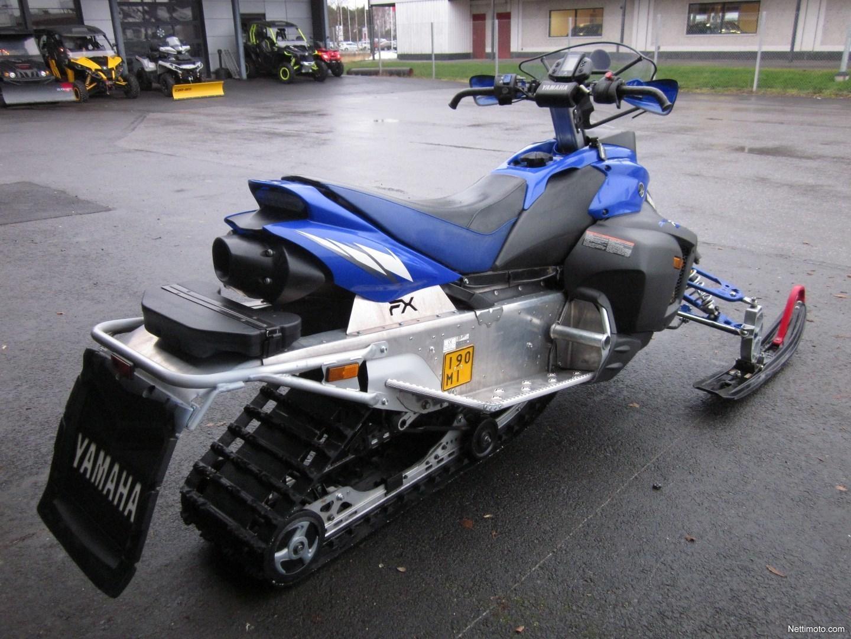 Yamaha phazer fx 500 cm 2007 sein joki snow mobile for Yamaha phazer 4 stroke