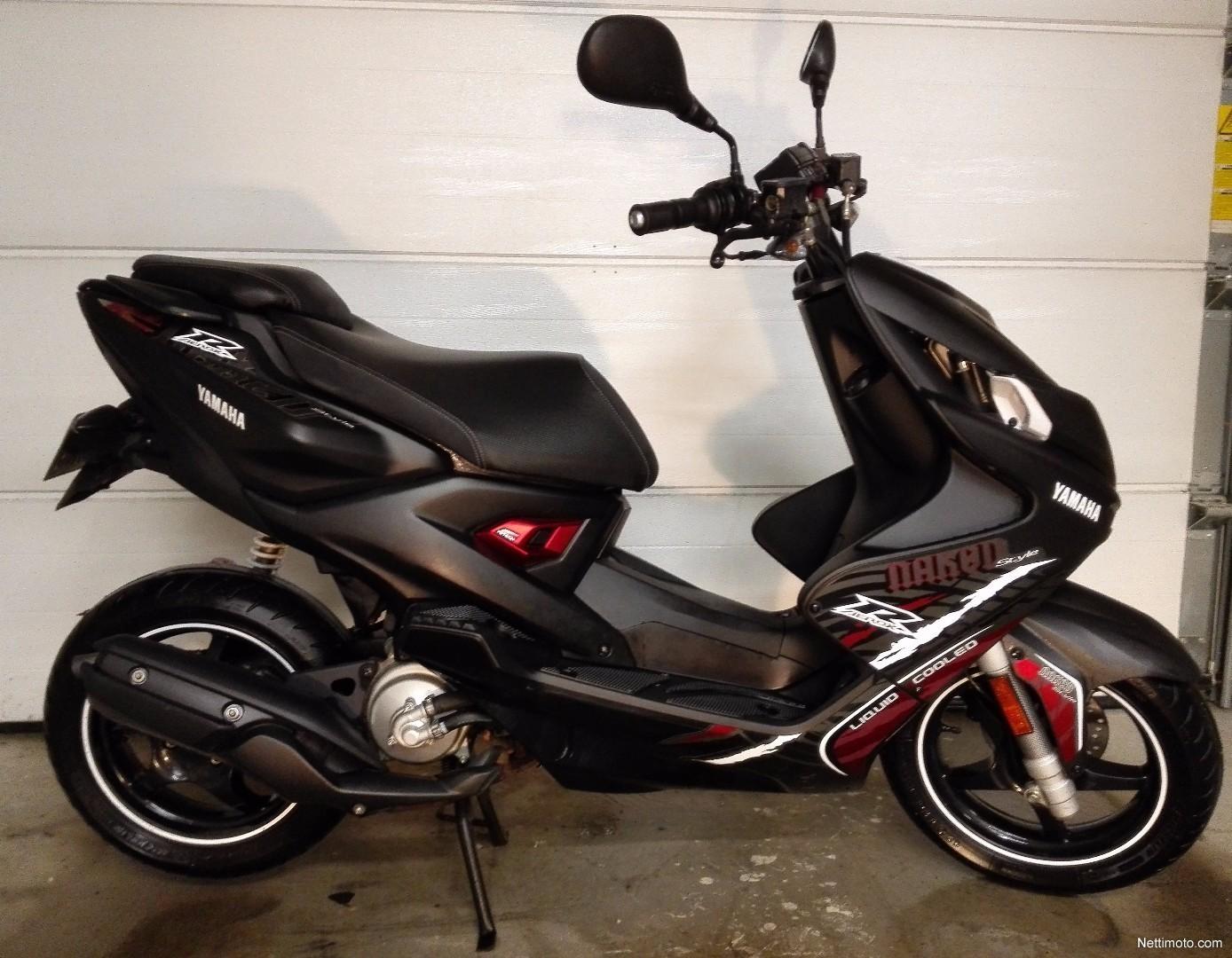 Yamaha Aerox 50 Naked 50 cm³ 2014 - Vaasa - Mopo - Nettimoto