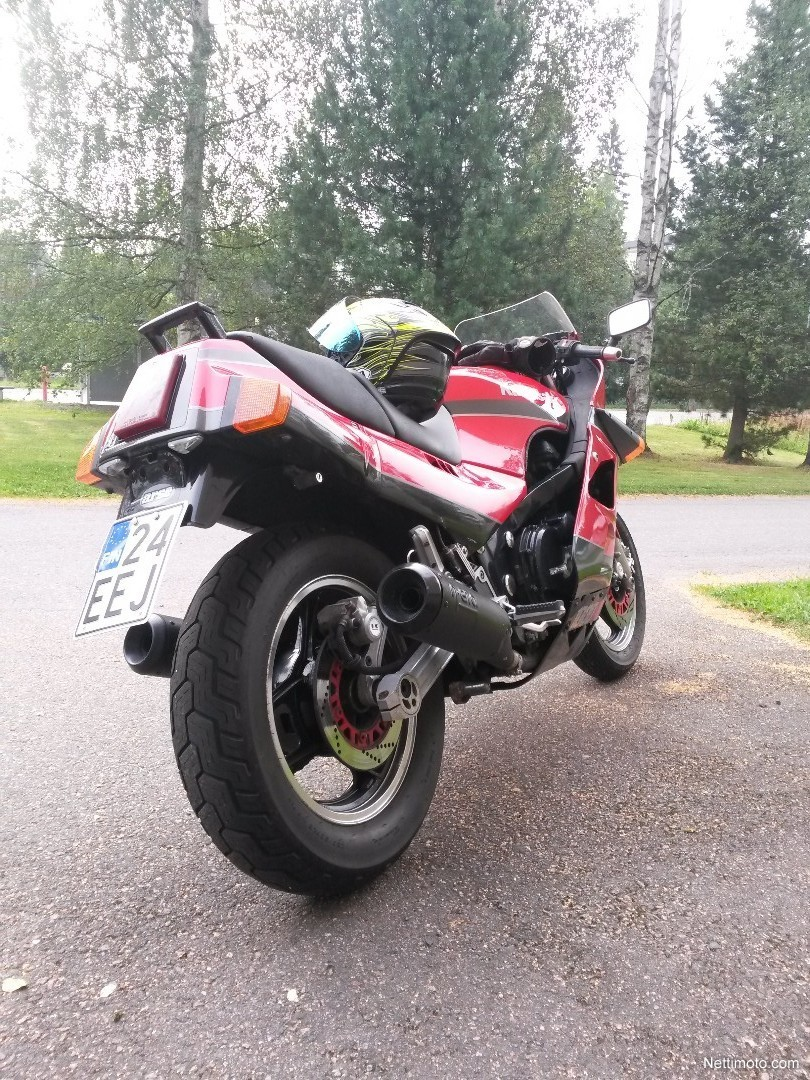 Previous; Next. Kawasaki GPZ 1000RX