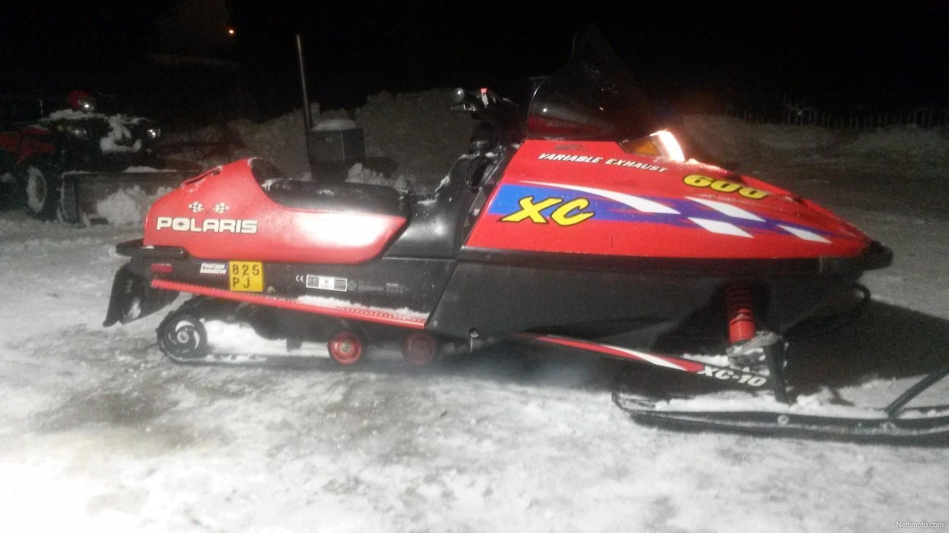 Polaris 600 XC SP