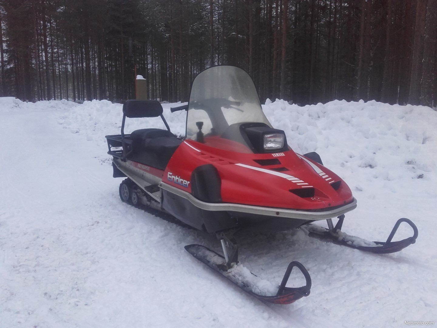 Yamaha Enticer Snowmobile Related Keywords & Suggestions