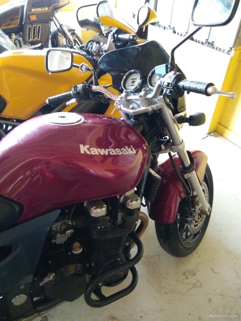 Kawasaki Zr 7 Zr750 F1 750 Cm³ 1999 Uusikaupunki Motorcycle