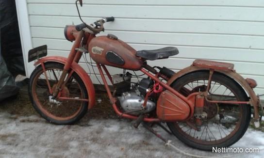 Csepel Moottoripyörä