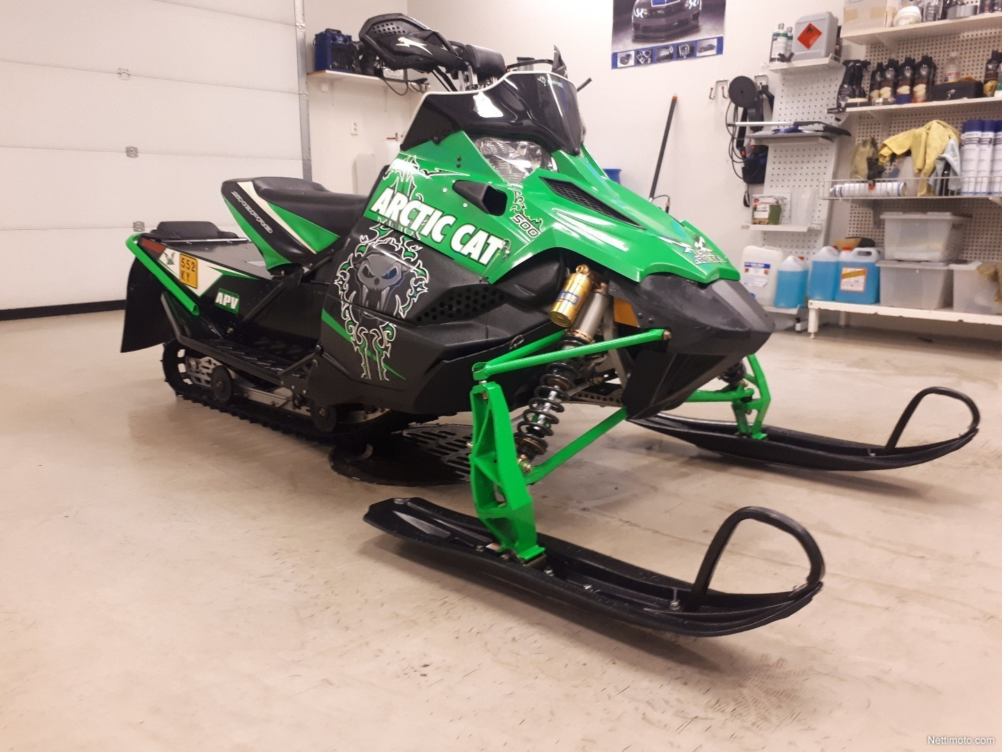 Arctic Cat F Sno Pro Reviews