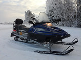 Polaris 550 Trail Touring
