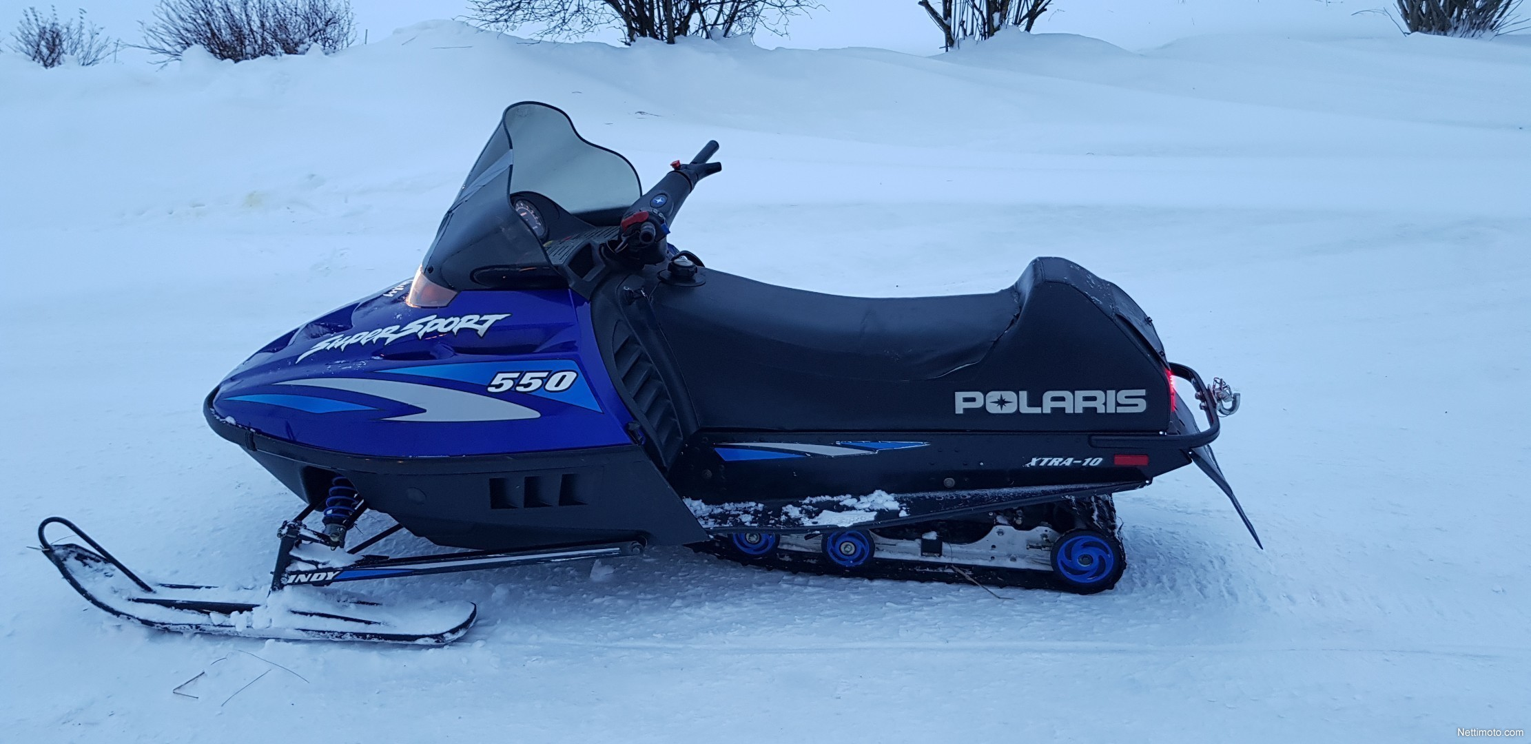 Polaris 550 Supersport Polaris Indy 550 Super Sport 550