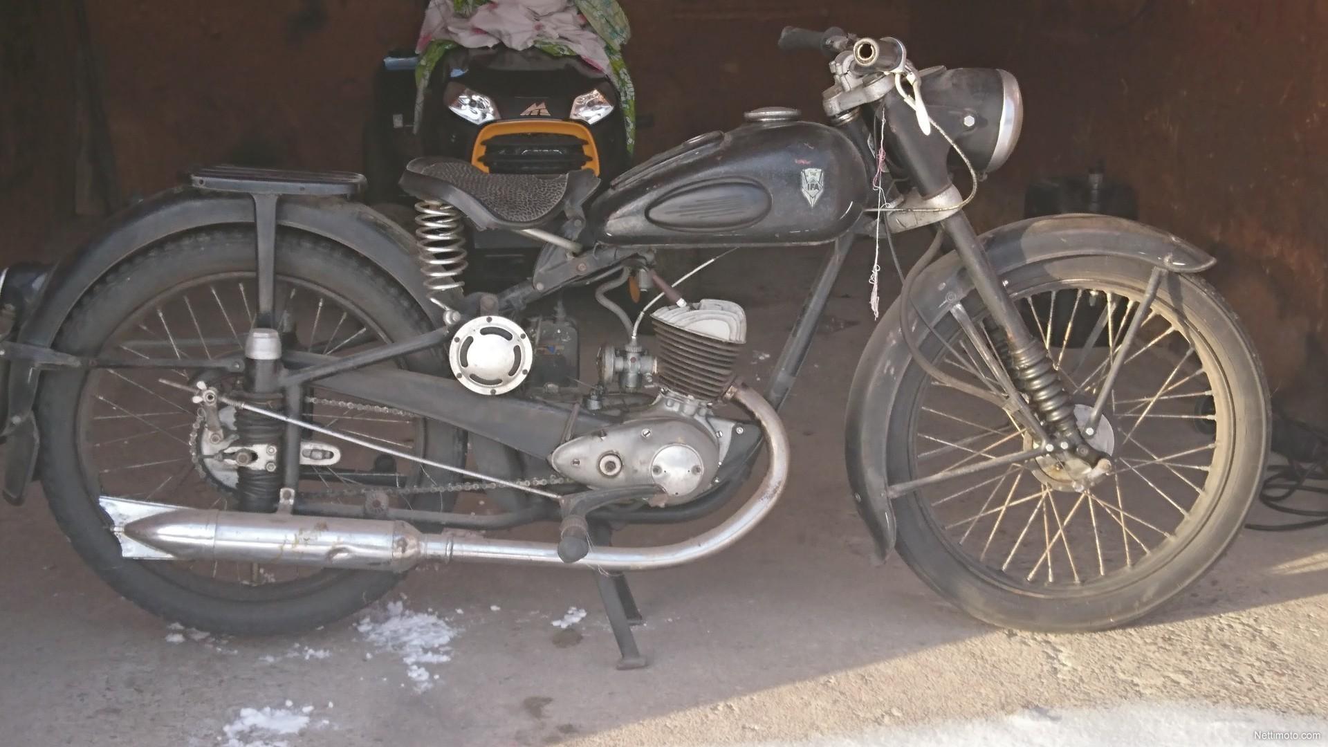Ifa - Ifa Dkw 125 Rt 125 Cm U00b3 1951