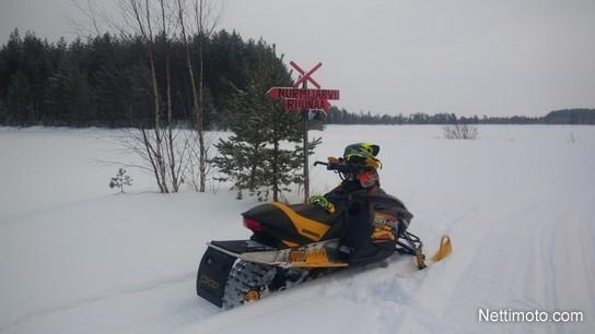 Ski Doo Mx Z Mxz 600 Ho 600 Cm³ 2003 Lieksa Snow Mobile Nettimoto