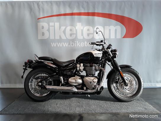 Triumph Bonneville Speedmaster 1 200 cm 2018 Raisio Motorcycle