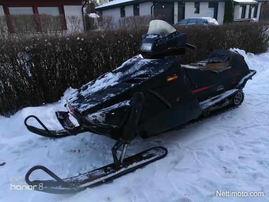 Yamaha Exciter 570 Cm 1987