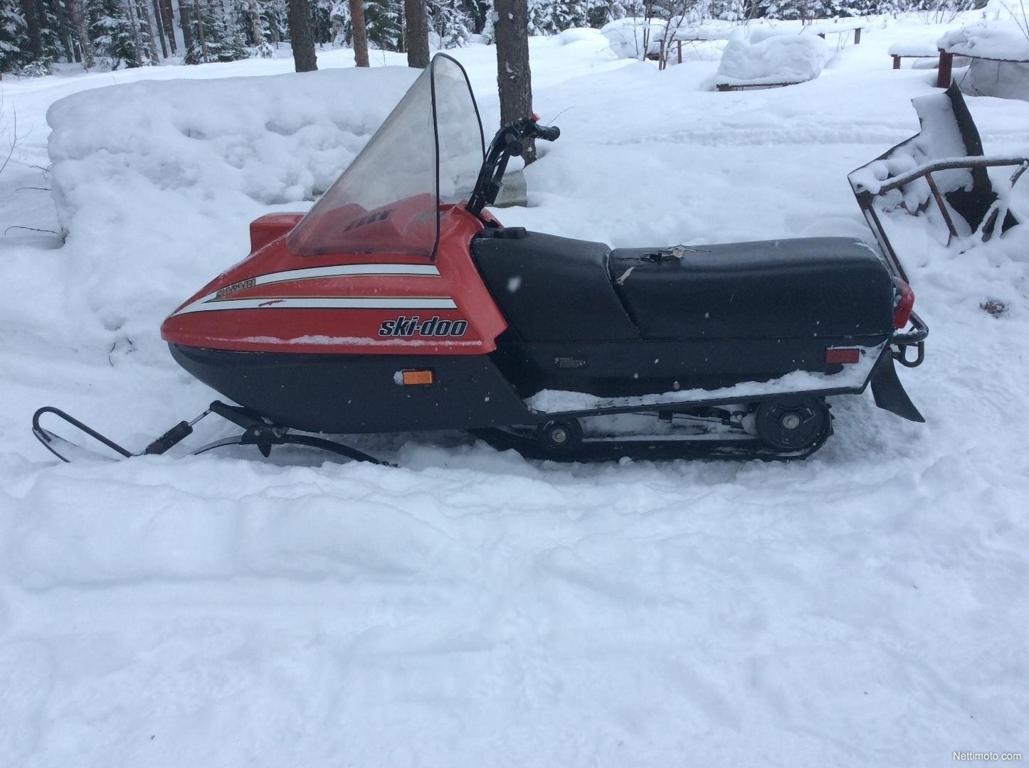 E Bike Reviews >> Ski-Doo Citation 250 cm³ 1988 - Rautavaara - Snow Mobile ...