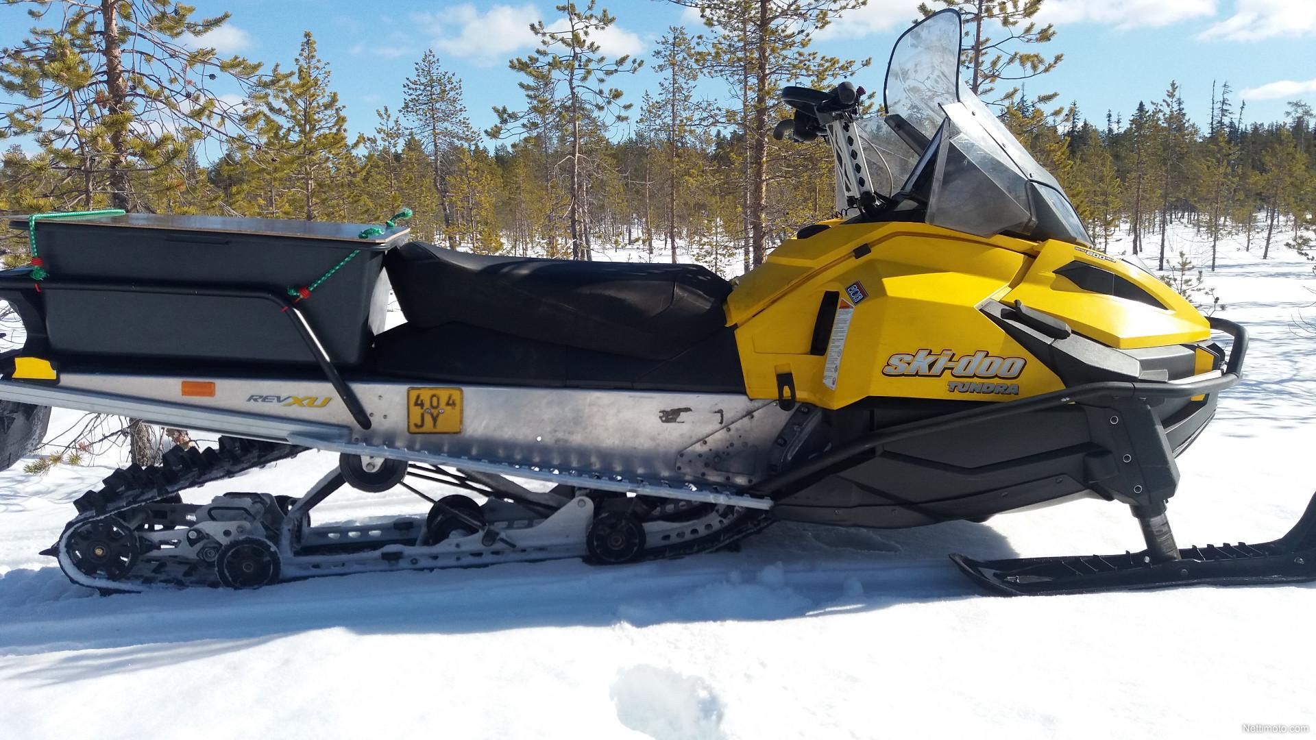 Enlarge image. Ski-Doo Tundra