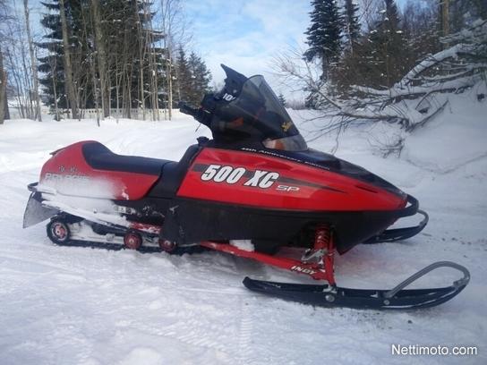 Polaris 500 Xc Sp 500 Cm 2000 Kuopio Snow Mobile Nettimoto