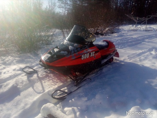Polaris 500 Xc Sp 500 Cm 2000 Kouvola Snow Mobile Nettimoto