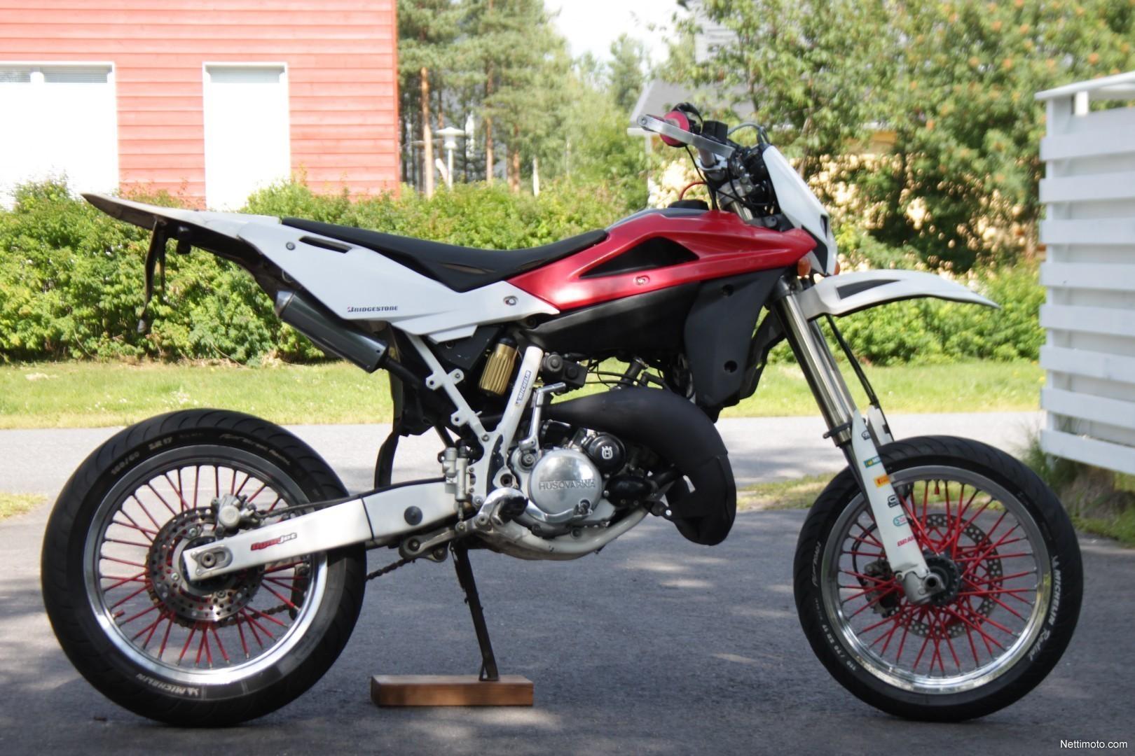 Husqvarna Sm 125 Sm  Wr 125 Cm U00b3 2008 - Oulu - Motorcycle