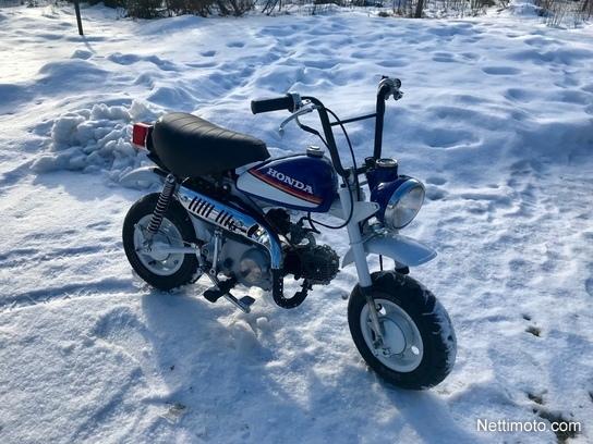 Honda Monkey 50 cm³ 1988 - Kisko - Mopo - Nettimoto