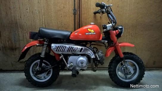 Honda Monkey Z 50 J Original 50 cm³ 1981 - Savitaipale - Mopo - Nettimoto