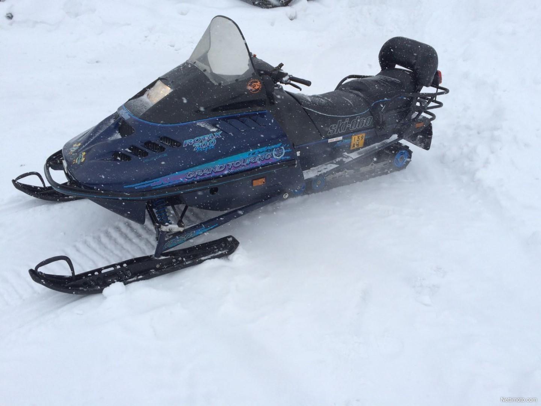 Enlarge image. Ski-Doo Grand Touring