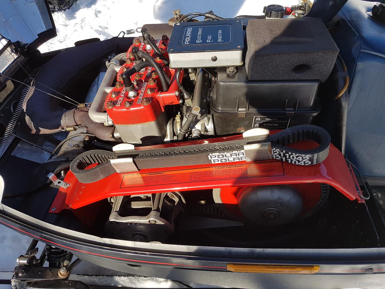 Polaris Indy Rxl 650 E F I Sks 650 Cm U00b3 1991 - Rovaniemi - Moottorikelkka