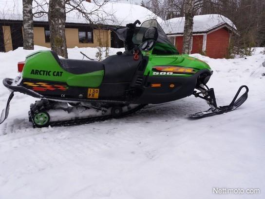 Arctic Cat ZR 500 500 Cm 1999