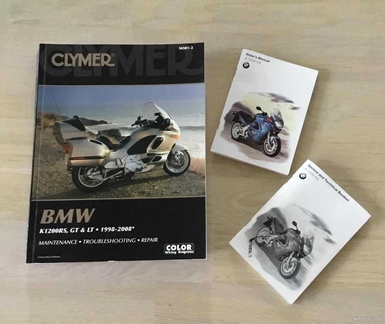 2008 Bmw K Motorcycle Wiring Diagram Library 1200 Rs Facelift 1 200 Cm 2001 Seinjoki