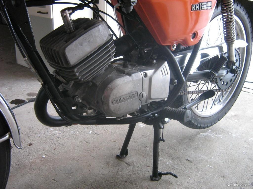 Kawasaki KH. KH 125