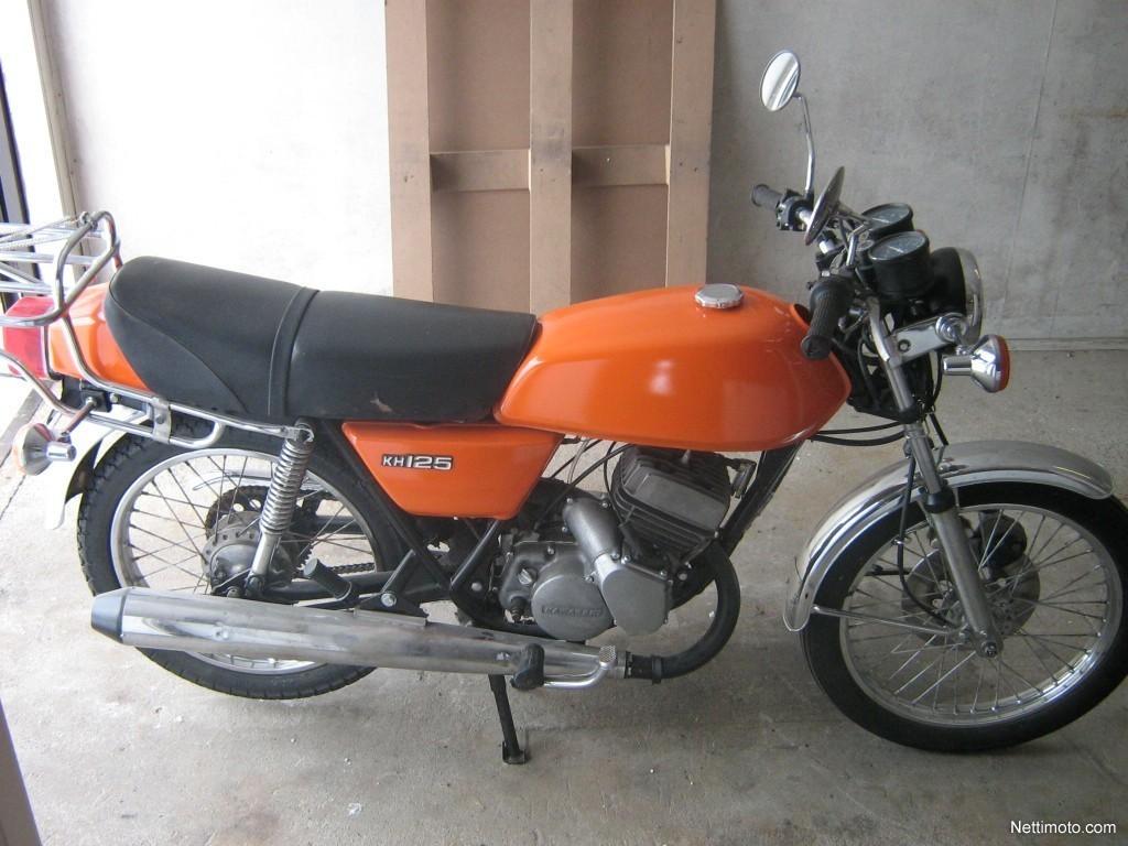 Enlarge image. Kawasaki KH