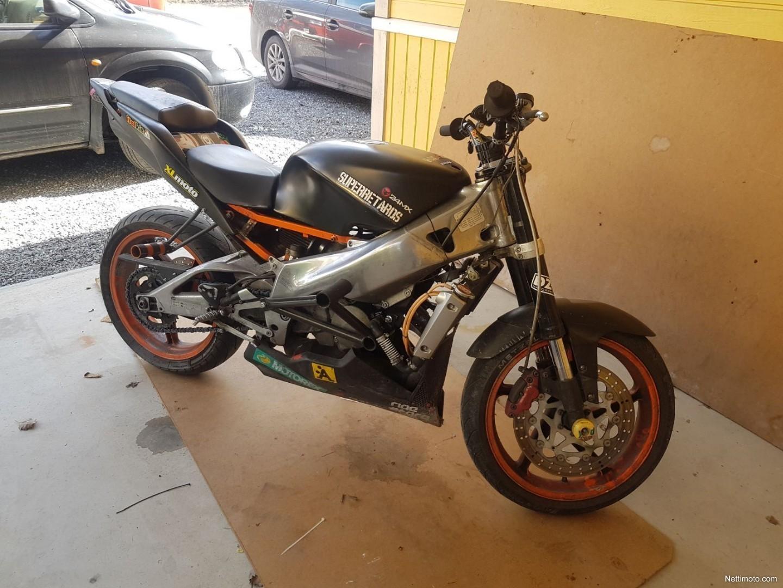 Aprilia Rs 125 140cc Italkit Cm 2003 Pori Motorcycle Sxv Wiring Harness Enlarge Image