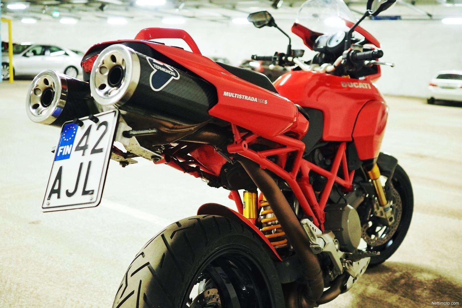 Enlarge image. Ducati Multistrada