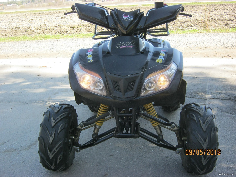 ATV - GXT 90 cm³ 2011 - Lapua - All Terrain Vehicle - Nettimoto