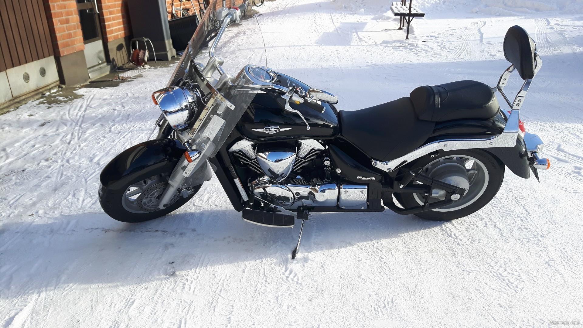 suzuki intruder c1800r 1 800 cm 2012 joensuu motorcycle nettimoto rh nettimoto com Black Color Suzuki Intruder Suzuki Bikes