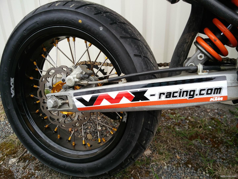 KTM 125 EXC SUOMI 101-EDITION 125 cm³ 2006 - Hauho - Moottoripyörä - Nettimoto