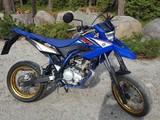 Yamaha WR